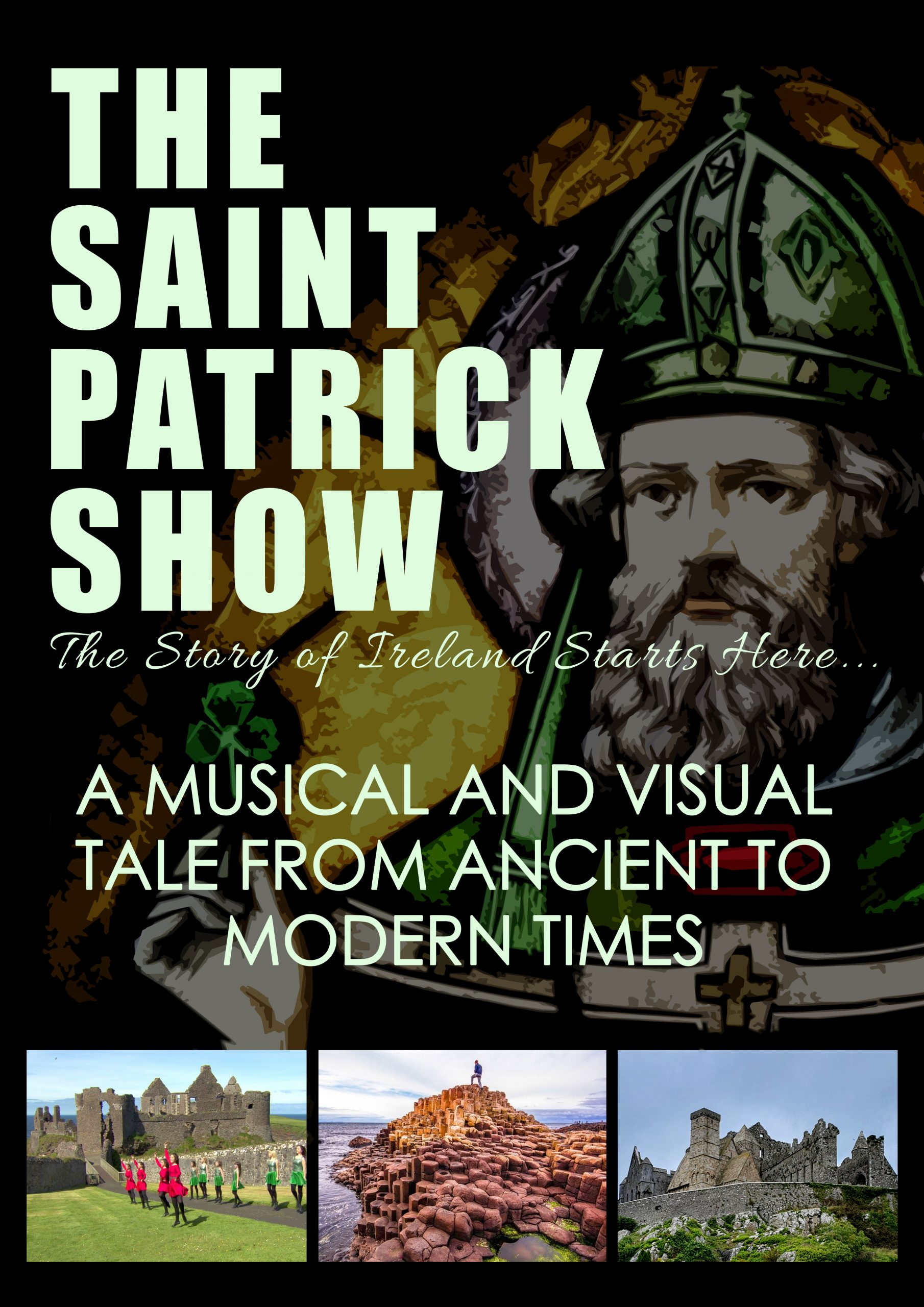 Saint Patricks Plate - The Show - Downpatrick - March 2021